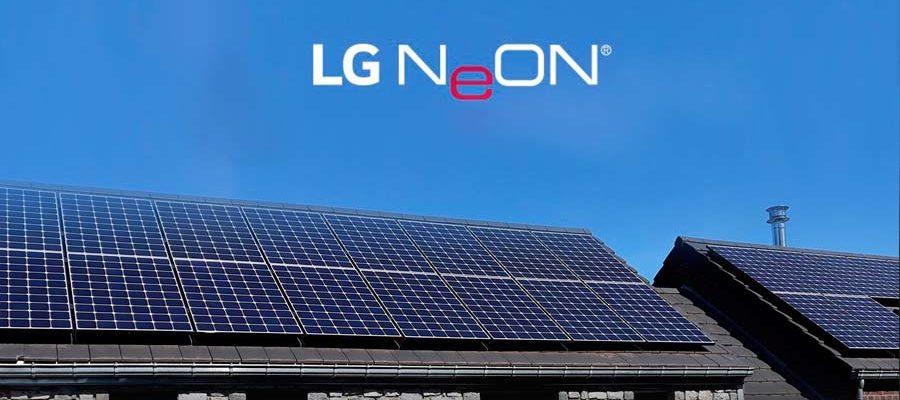 LG promociona paneles de energía solar en España: Nuevo diseño y mayor garantía